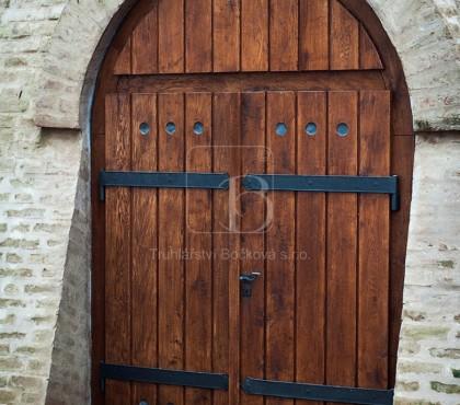 Hrad Špilberk, vrata