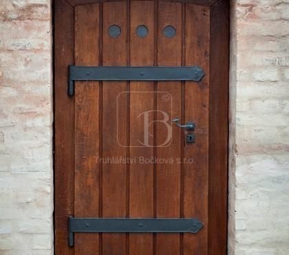 Hrad Špilberk, dveře